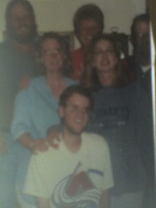John, Mom, Dad, Me, Donna and Bobby, 1998
