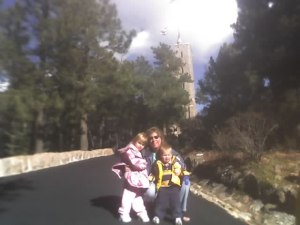 2 of the many kids I helped raise. Colorado. 2004