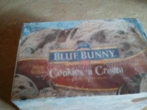 Ice Cream I love it.
