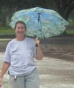 I DANCE IN THE RAIN