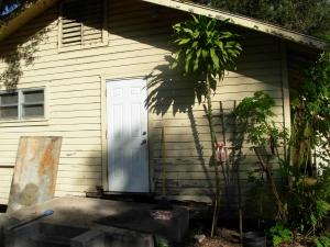4 Cracker House First Pictures- Back Door Kitchen