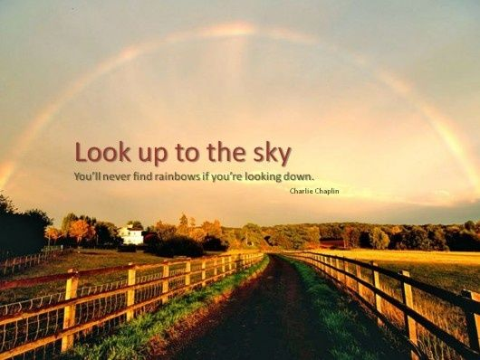 Tuesdays Motivational Quote Look Up To The Sky September 22