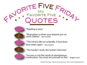 favoritefivequotes