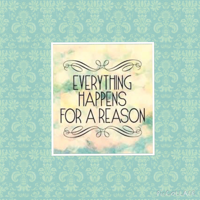 Cathy Lynn Brooks – Everything Happens For A Reason  + A Post of My Own .