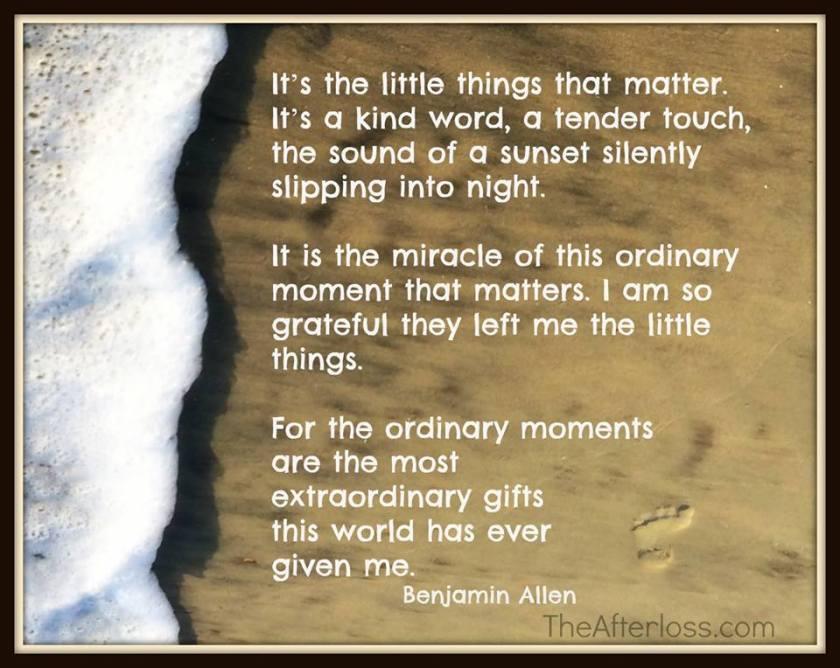 Benjamin-July-7-Little-things-matter