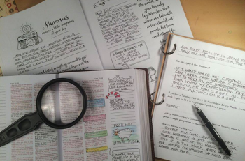 Quieting Your Heart  For The Holidays - A Study of Luke 12:22-34 - Time-Warp Wife  