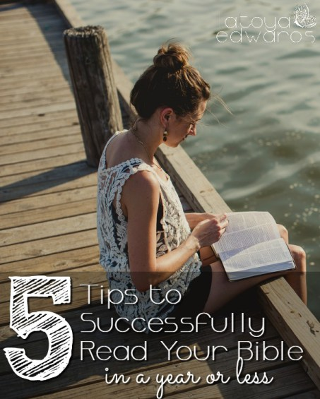 How to Read the Bible in a Year Successfully