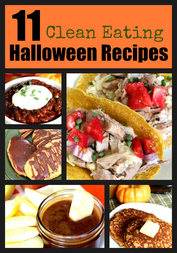 11 Clean Eating Halloween Recipes   Easy Peasy LifeMatters
