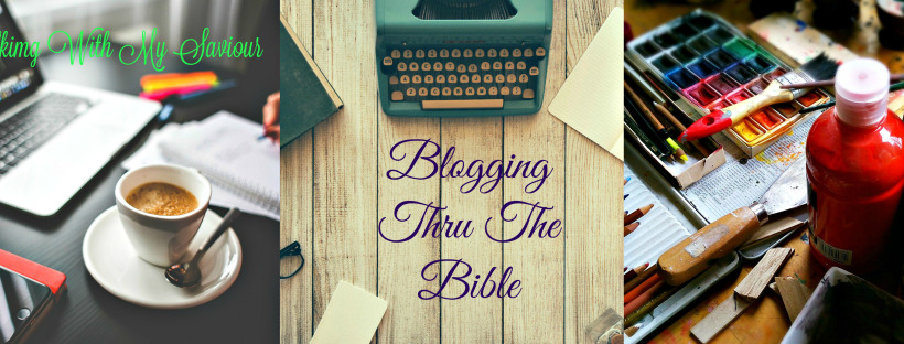 BLOGGING THRU THE BIBLE: It's Time to Begin the Book of Judges {Intro & Resources for Judges 1-5) – Walking with MySaviour