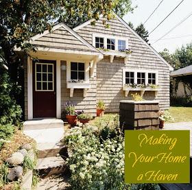The Homespun Heart: Making Your Home A Haven: