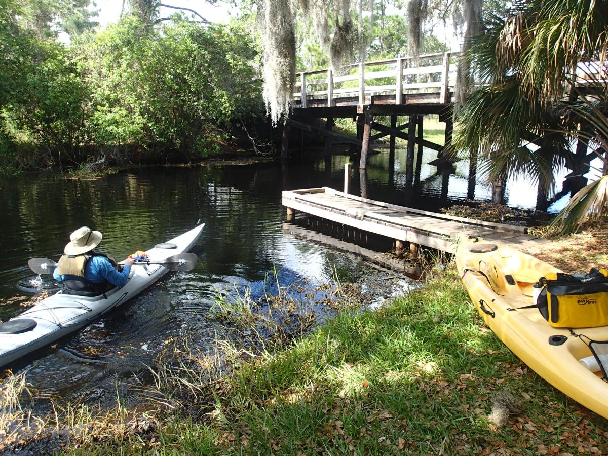 Lake Kissimmee State Park : 11 Mile Buster Island Paddling Trail OPENS -EVENT SATURDAY, November 14, 2015