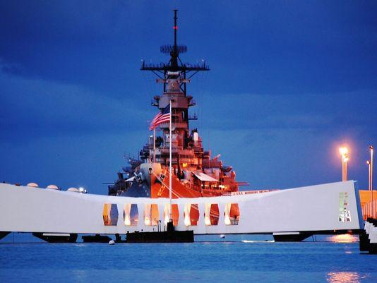 Remembering Pearl Harbor -December 7,1941