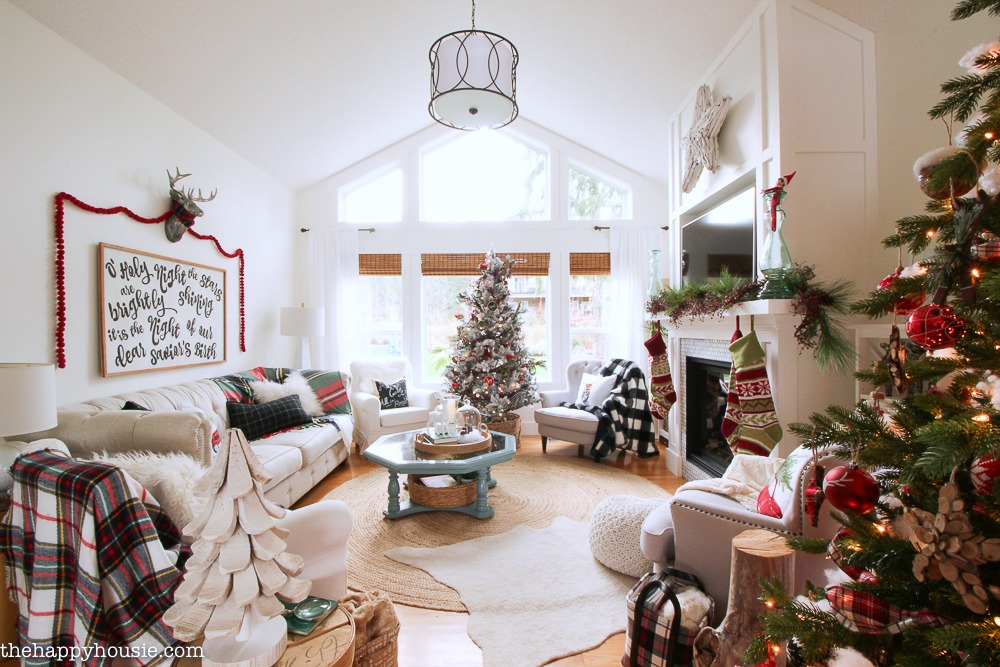 classic-red-and-plaid-christmas-living-room-decor-tour-with-all-through-the-house-christmas-tour-at-the-happy-housie-42-1