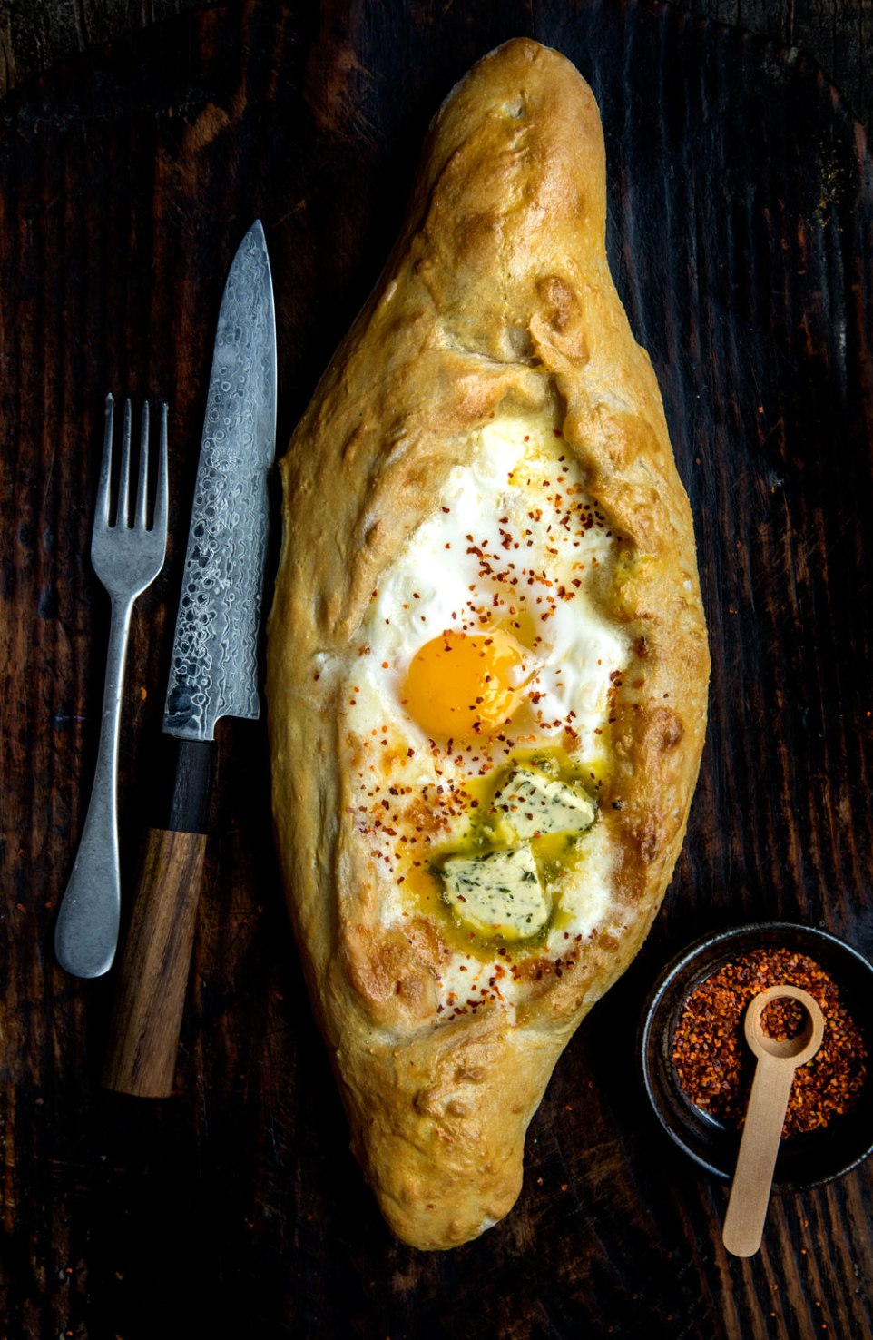 Khachapuri: Georgian Cheese Bread By Wild Greens AndSardines
