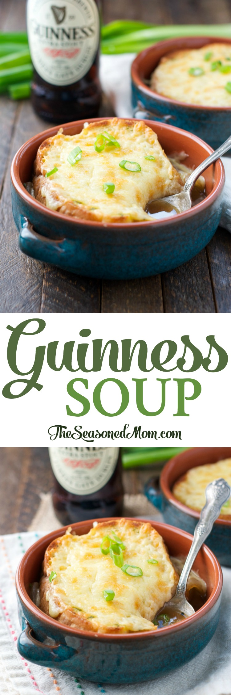 Quick and Easy Guinness Soup By The Seasoned Mom