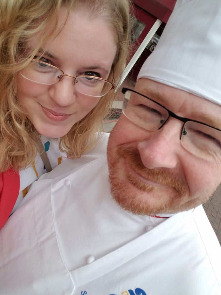 How I Eat, Simon & Leslie: British Master Chef Cooking for Two