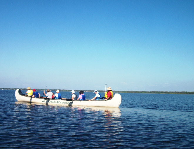 Our Neck Of The Woods- Canoeing At Lake Kissimmee State Park