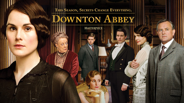 Simply June: Downton Abbey Seasons 1-6:y Simply June