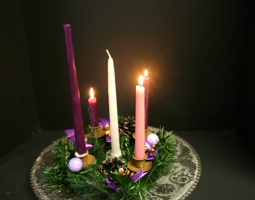Third Sunday of Advent — Rosemarie's Kitchen