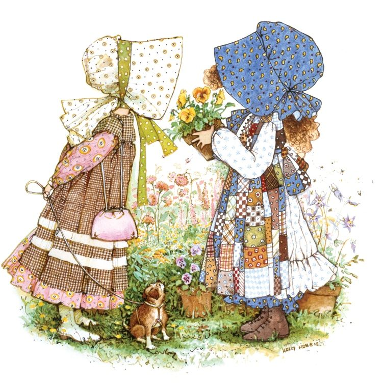 Holly Hobbie (and the need for more homemakers)